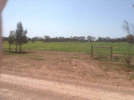 Land at KADINA over 1 hectares  wide frontage Lot 32