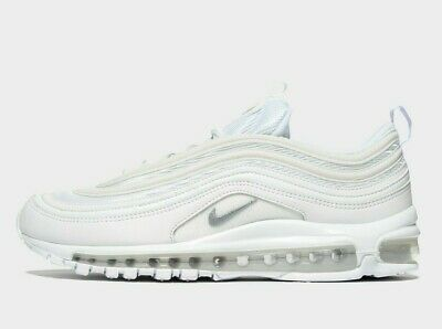 Nike Air Max 97 Men's Trainers in White UK Sizes 6-11 *Brand New Boxed*