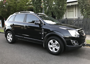 2011 Holden Captiva 5 CG Series II Auto AWD (Roadworthy included) Melbourne CBD Melbourne City Preview