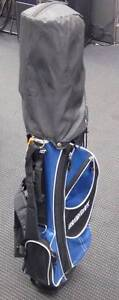 Shark Golf Bag With Junior Golf Set - FANTASTIC Condition Frankston Frankston Area Preview