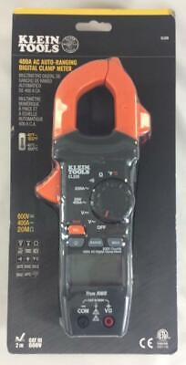 Klein Tools Cl220 400a Ac Auto-ranging Digital Clamp Meter - Brand New