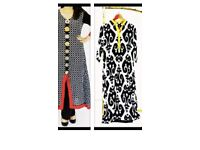Designer Pakistani women's clothes for sale in bulk. Stock of over £4000 going for £999