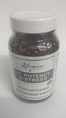 Ritzman Pharmacy Cal-Mag 1:1 with Vitamin D3, 90 Vegetarian Tablets Cal Mag Tablet Vitamins