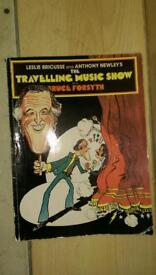 The Travelling Music Show starring Bruce Forsyth music score