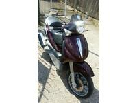 PIAGGIO BEVERLY 500cc with MOT