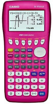 New Graphing Calculator, Pink