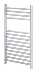 East Brook Wingrave 600 x 800 Straight Multirail Chrome 70.0011