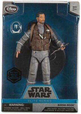 Disney Store Star Wars 6'' Elite Series Die-Cast Figure Bodhi Rook