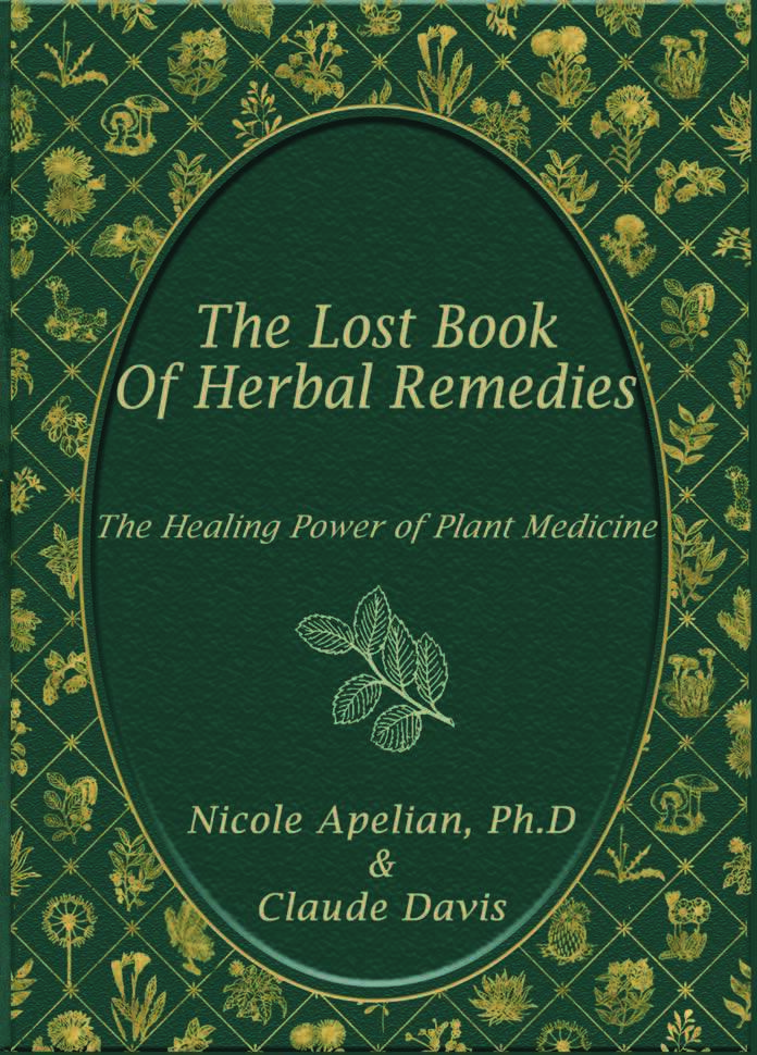 Купить The Lost Book of Herbal Remedies (paperback with color pictures)
