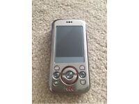 Sony Ericsson W395 Mobile Phone
