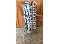 Mug stack of 6 From Next