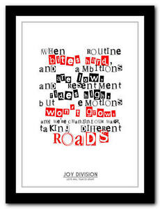 JOY-DIVISION-Love-Will-Tear-Us-Apart-song-lyric-poster-art-print-4-sizes
