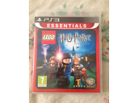 PS3 Lego Harry Potter Years 1-4 Game
