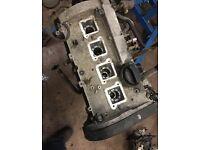 Audi A3 VW golf mk4 18t 20v AGU engine 20vt 150bhp mk1 mk2