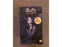 Buffy the Vampire Slayer DVD Boxset