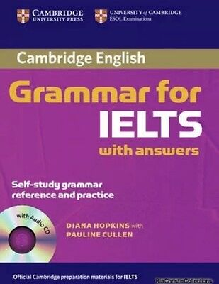 NEW Cambridge Grammar for IELTS Students Book with Answers and Audio CD ...
