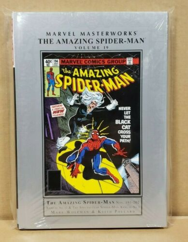 MARVEL MASTERWORKS (MMW): AMAZING SPIDER-MAN VOL 19 (FACTORY SEALED, UNOPENED)