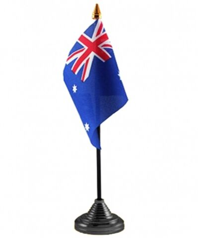 AUSTRALIAN TABLE FLAG Australia desktop flags MELBOURNE SYDNEY PERTH CANBERRA