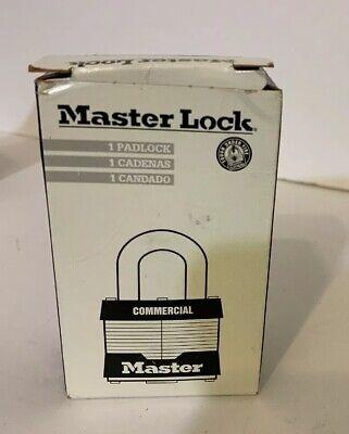 Master Lock 1 Padlock 5ka A112