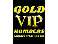 GOLD VIP MOBILE TELEPHONE NUMBERS UK