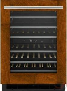 Jenn-Air JUW24FRECX 24 Under Counter Custom Panel Ready Wine Refrigeration