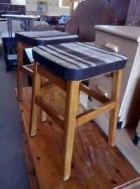 Retro stools £5 each