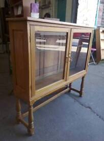 Hardwood bookcase with delivery option