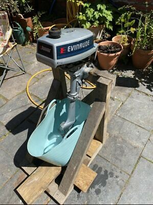 Evinrude Junior Two Stroke Outboard Engine