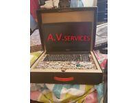 A.V. LAPTOP SERVICES