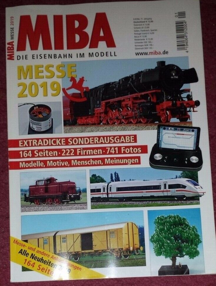 Elektropraxis und Elektronik MIBA Modellbahn Praxis
