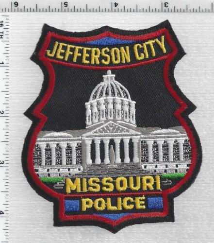Jefferson City Police (Missouri) 3rd Issue Shoulder Patch