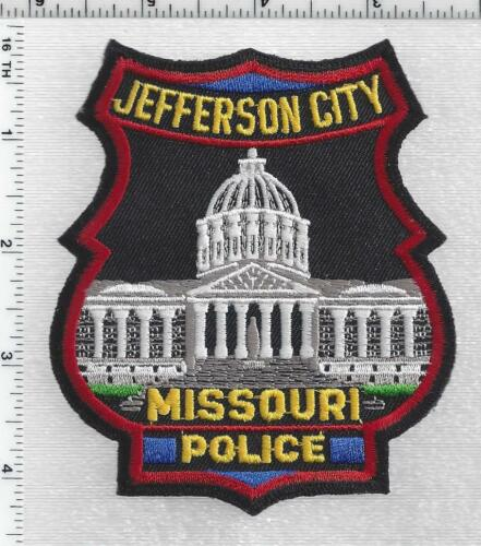 Jefferson City Police (Missouri) 4th Issue Shoulder Patch