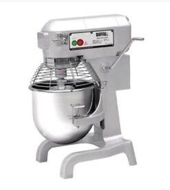 Buffalo Planetary Dough Mixer Commercial 20Ltr 1100W
