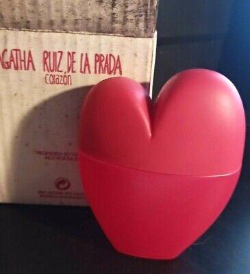 CORAZON por Agatha Ruiz de la Prada 100ml Sin caja (ORIGINAL)