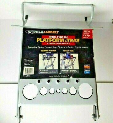Gorilla Ladders Platform And Tray Plat-01 121brcl4