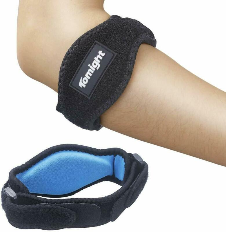 Tomight  Elbow Brace, Tennis Elbow Brace With Compression Pa