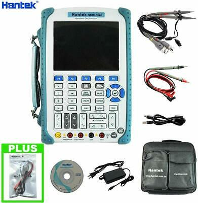 Hantek 60mhz Handheld Oscilloscope With Digital Multimeter Item Dso1062b
