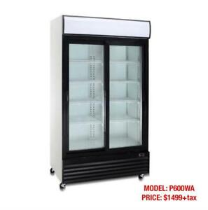 COMMERCIAL GLASS DOOR DISPLAY-Refrigerators and Freezers-CLEARANCE