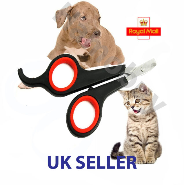 Puppy Nail Clippers Claw Cutters  PET DOG CAT RABBIT Animal Scissors Trimmers