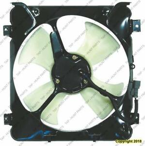 AC Fan Assembly Acura EL 1997-2000