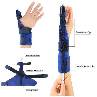 Adjustable Thumb Spica Splint Best Trigger Thumb Immobilizer Exquisite