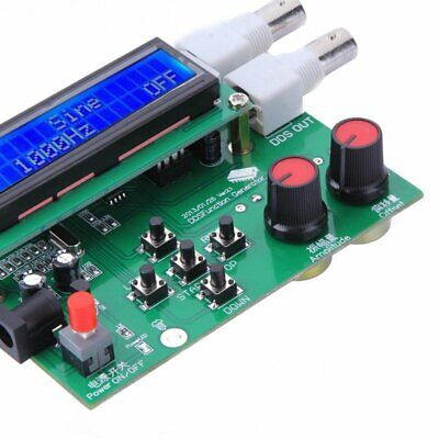1hz-65534hz Dc 7v-9v Lcd Display Dds Function Signal Generator Module Kit Nd