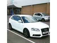 Audi a3 s line tdi black edition special edition