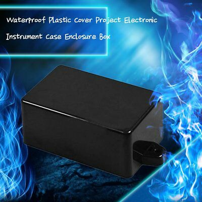 Waterproof Plastic Cover Project Electronic Instrument Case Enclosure Box Yk