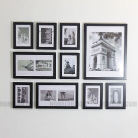 Photo wall photo frame pack x 2