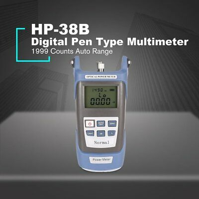 Handheld Ftth Fiber Optic Optical Power Meter Cable Tester Network -7020dbm Nd