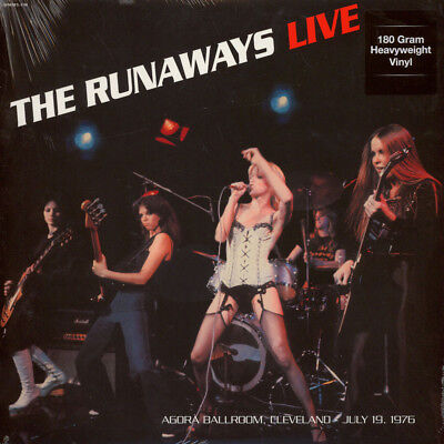 Runaways, The - Live At Agora Ballroom Clevela (Vinyl LP - 2017 - EU - Original)