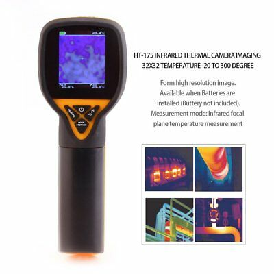 Ht-175 Infrared Thermal Imaging Camera Handheld Digital Thermal Imager Yk