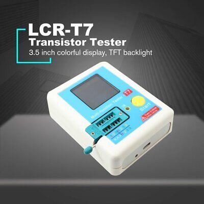 Lcr-t7 Transistor Tester Tft Diode Triode Capacitance Meter Lcr Esr Meter Nd