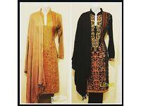 Asiain clothing Salwar Kamiz in Linen Skboutique